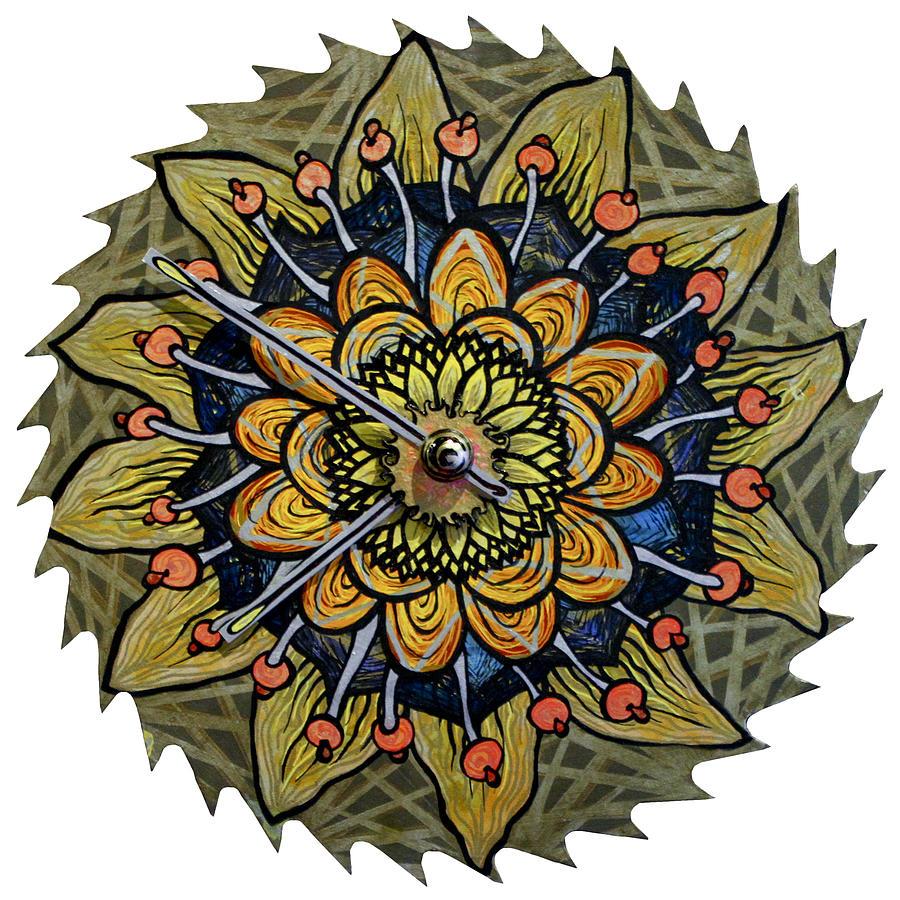 Flower Mixed Media - The Lena-meria by Jessica Sornson