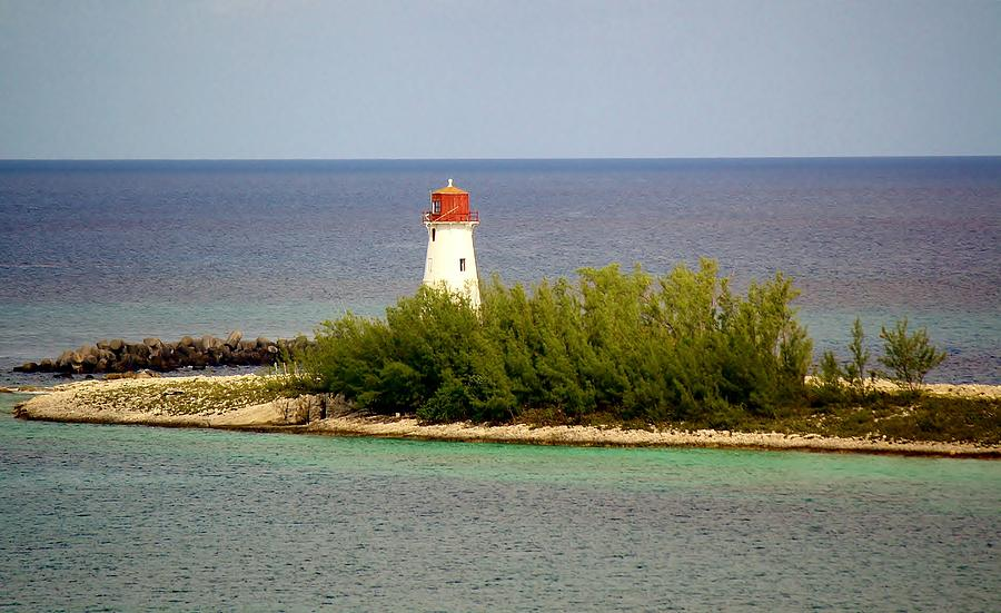 The Light House Photograph