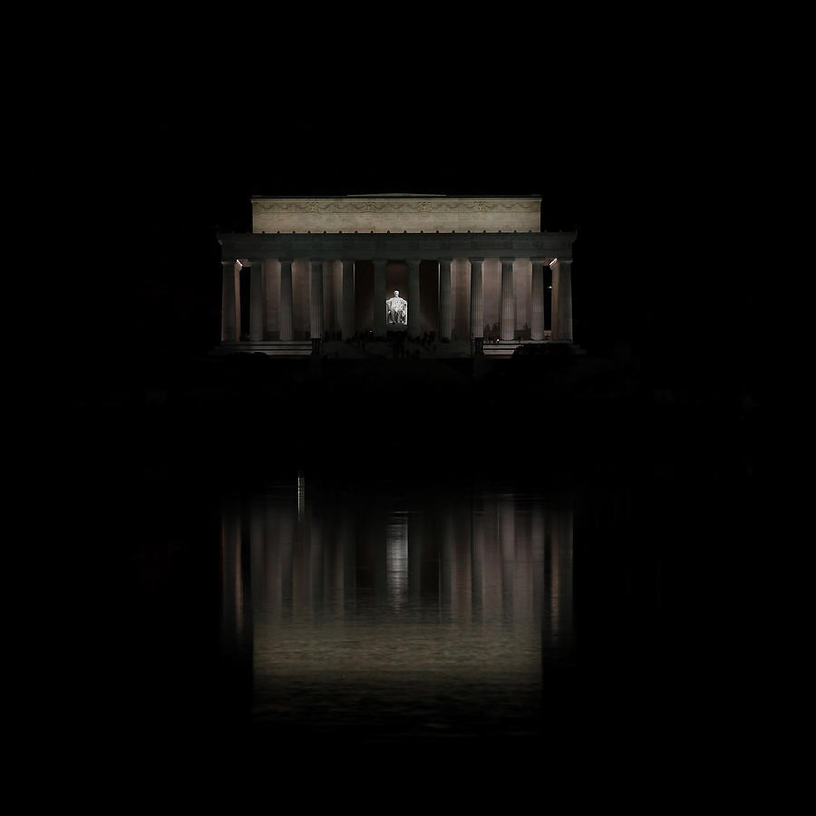 The Lincoln Memorial Photograph