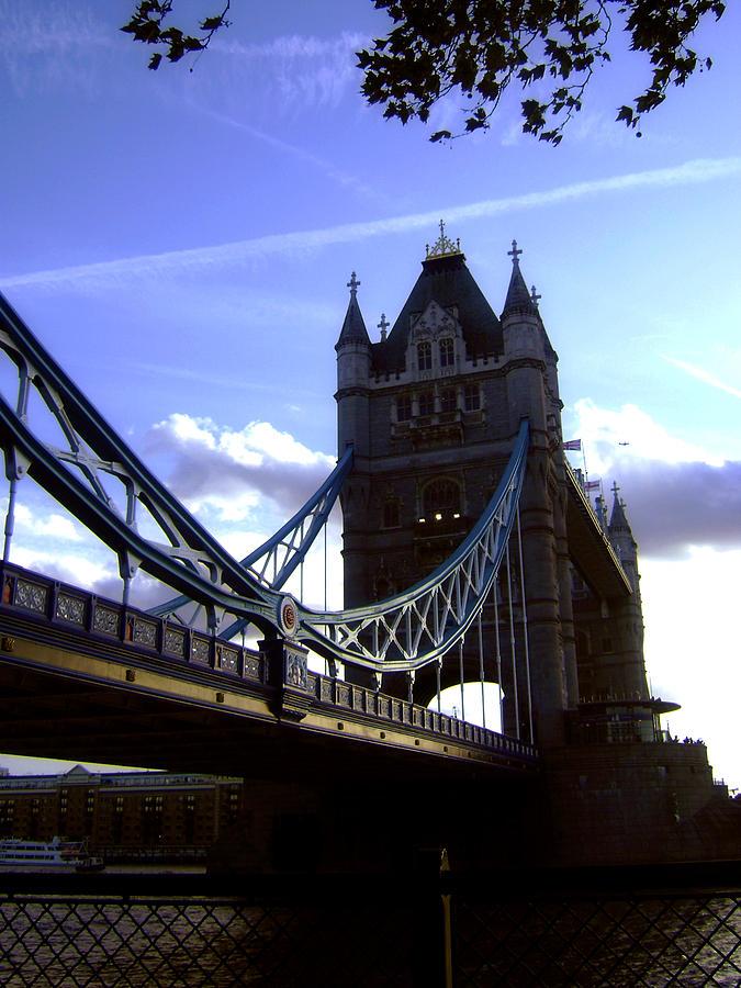 The London Tower Bridge Photograph
