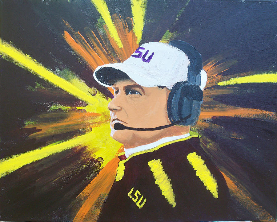 Les Miles Painting - The Mad Hatter by Hershel Kysar