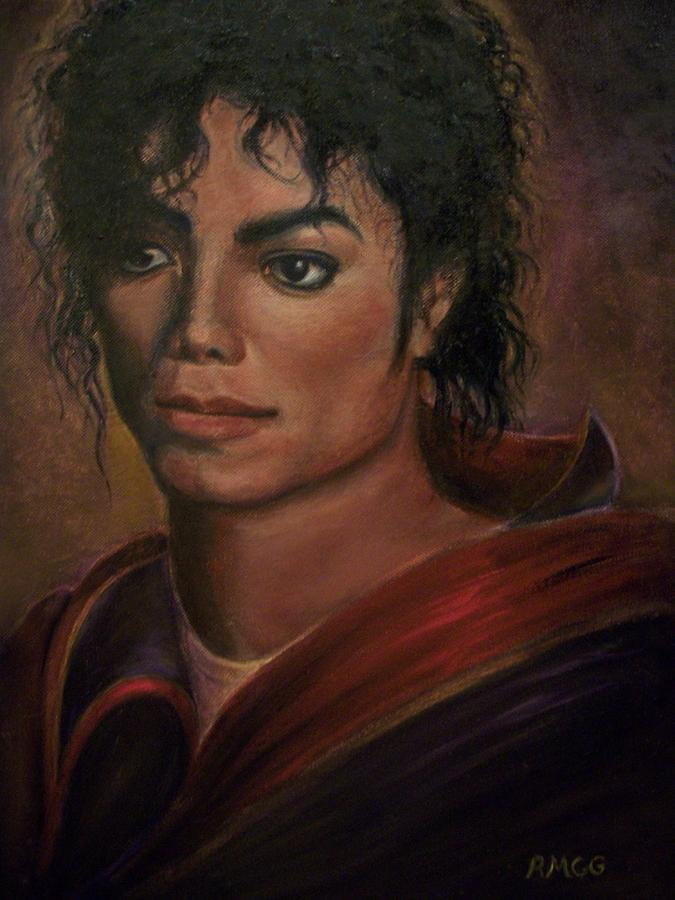 The Magic Of Michael Jackson Painting