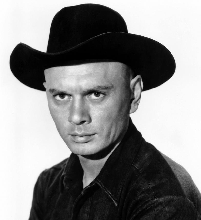 The Magnificent Seven, Yul Brynner, 1960 by Everett