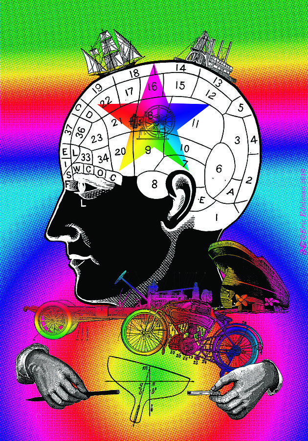 The Main Idea Digital Art