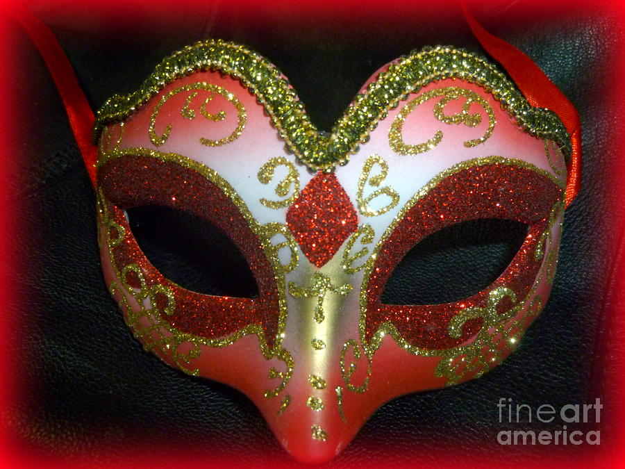The Mask Photograph