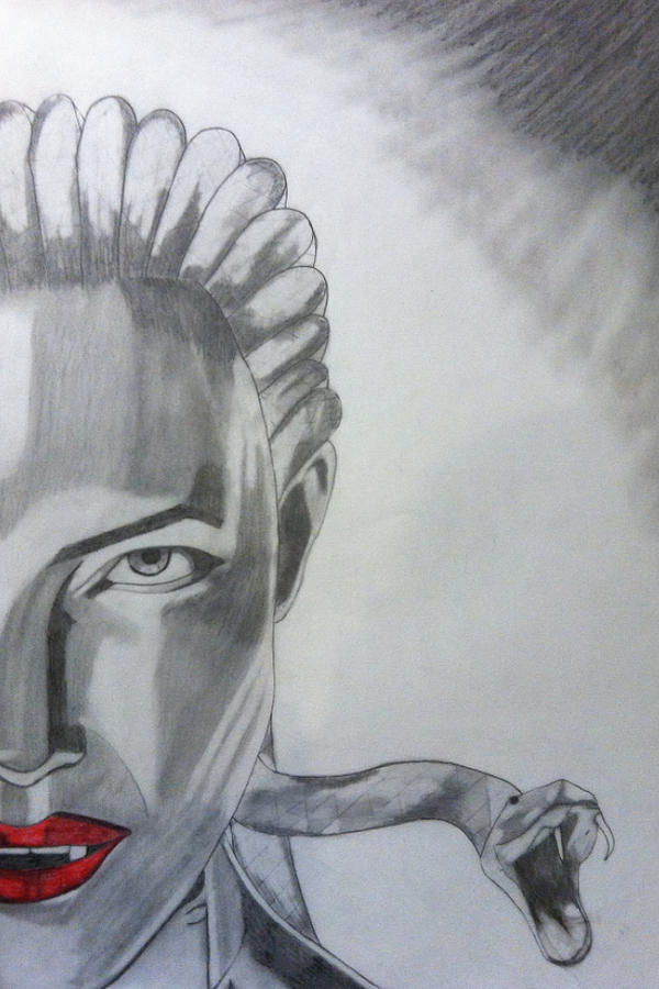 The Medusa Drawing