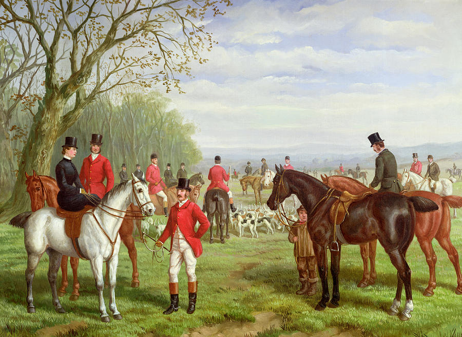 The Meet Painting