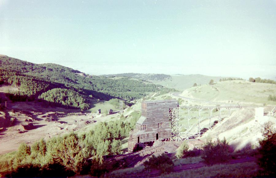 The Mine Photograph