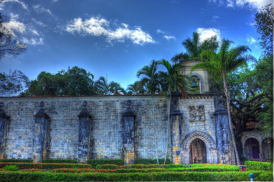 Medieval Photograph - The Monastery by Armando Perez
