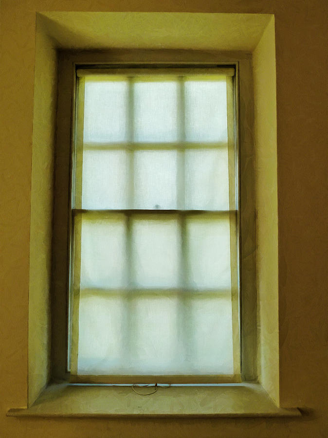 The Mustard Window Photograph