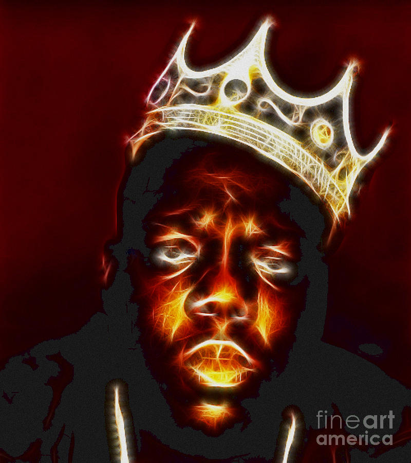 The Notorious B.i.g. - Biggie Smalls Photograph