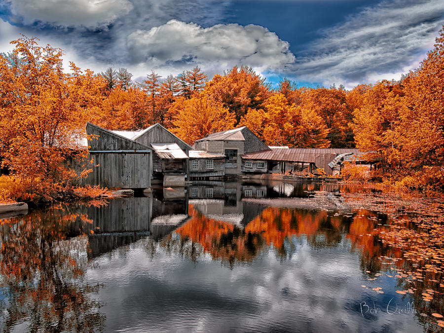 The Old Boat House Photograph  - The Old Boat House Fine Art Print