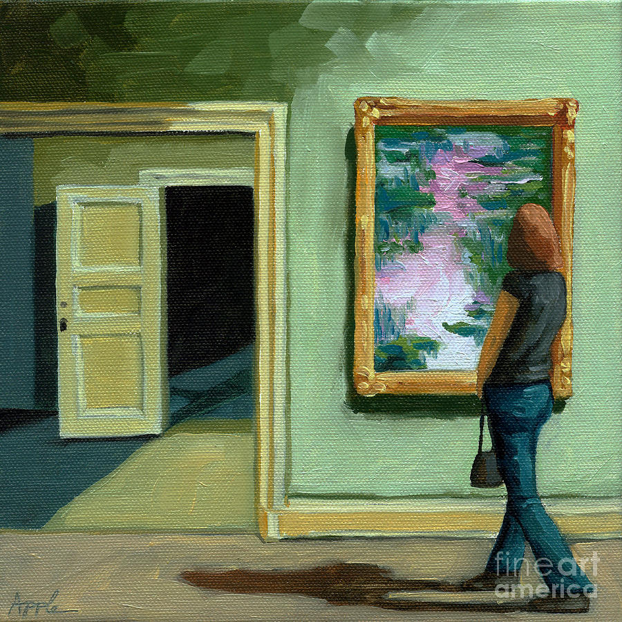 The Other Room Painting  - The Other Room Fine Art Print