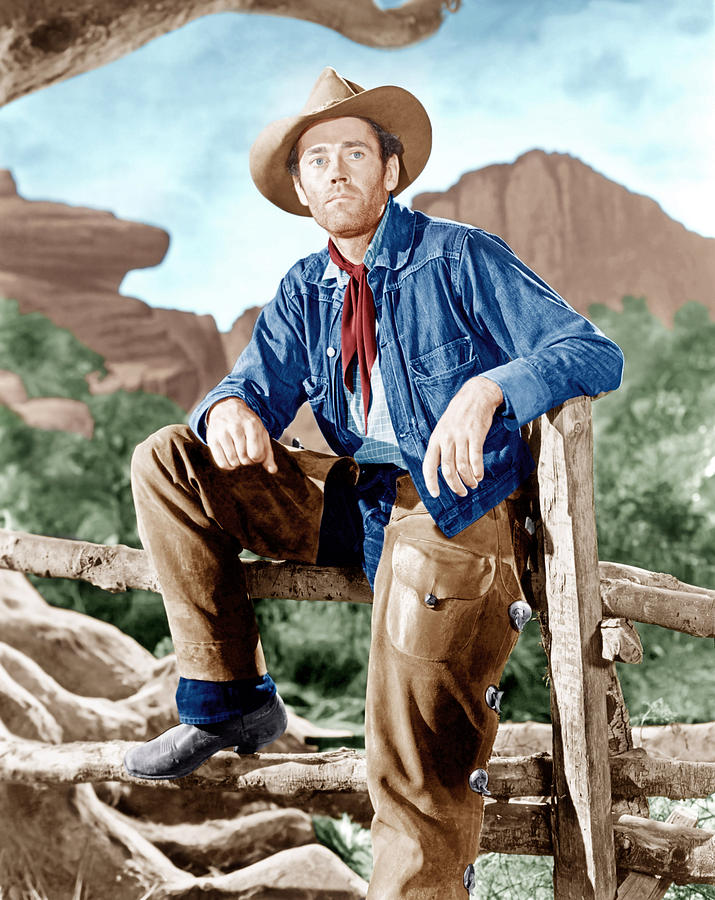 The Ox-bow Incident, Henry Fonda, 1943 Photograph