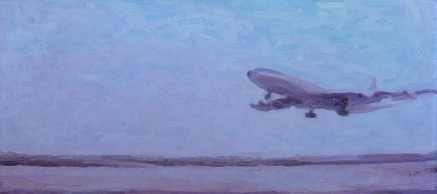 The Panam Approach Painting