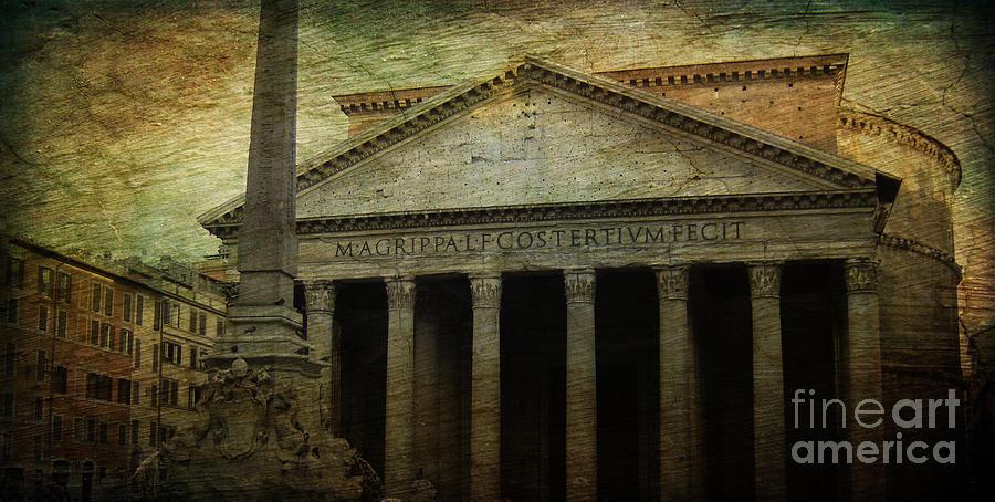 The Pantheons Curse Photograph