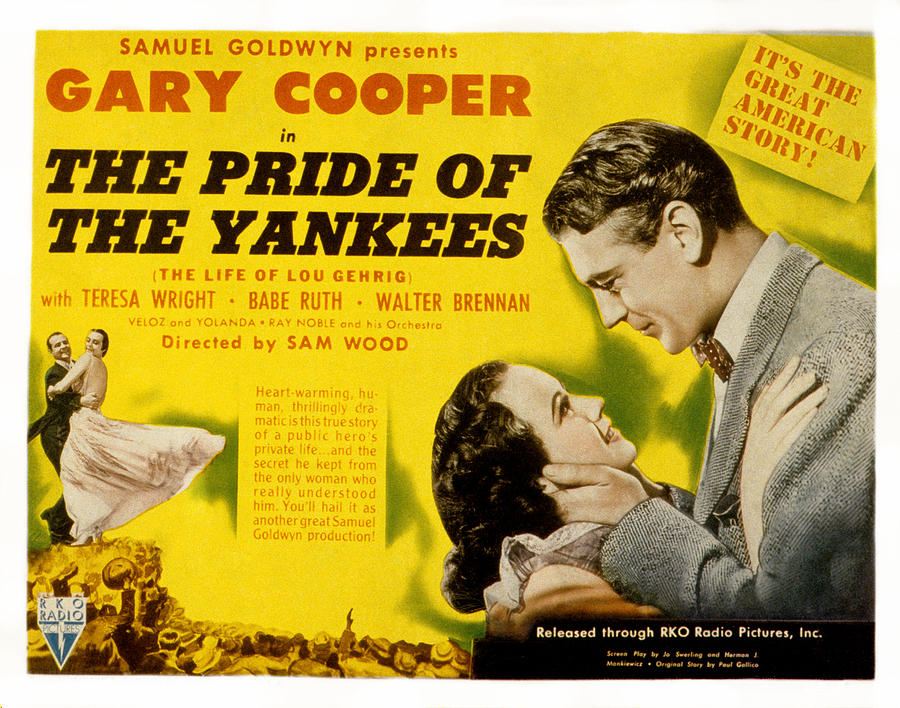 The Pride Of The Yankees, Veloz Photograph  - The Pride Of The Yankees, Veloz Fine Art Print