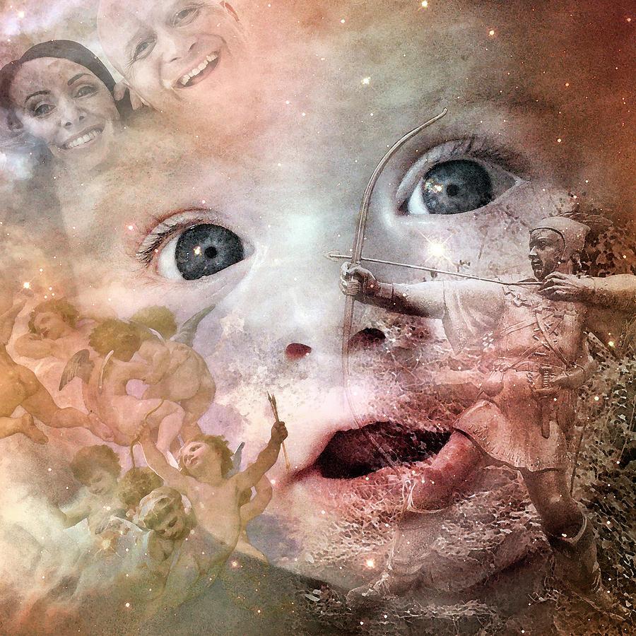 The Prophet On Children Digital Art