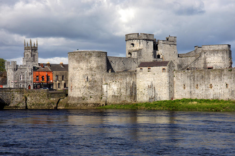 Limerick Ireland  city images : ... At King John's Castle Limerick Ireland by Pierre Leclerc Photography