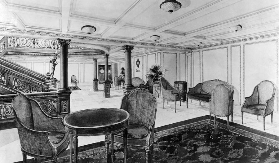 The Restaurant Reception Room Photograph
