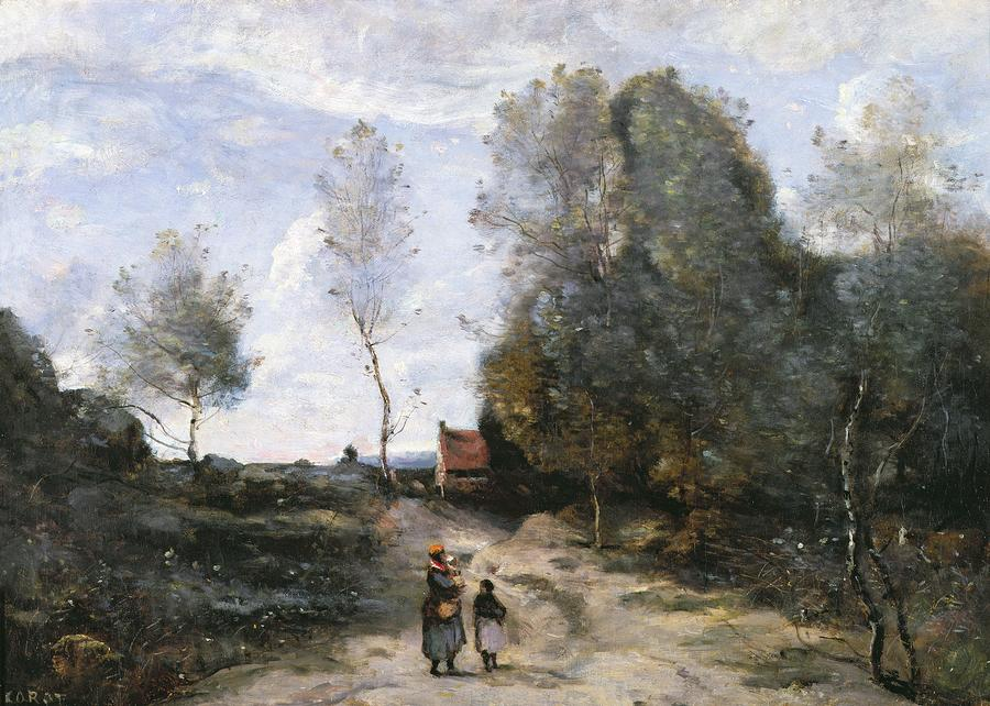 The Road Painting