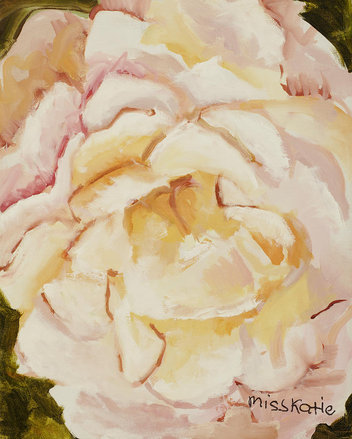 The Rose Painting