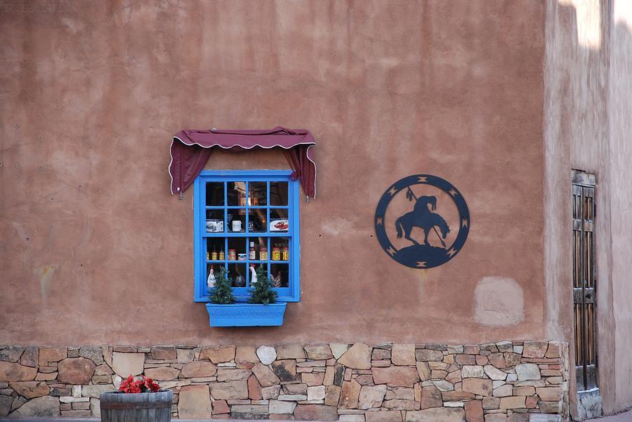 The Santa Fe Window Photograph