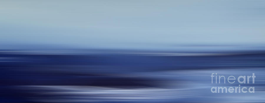 The Sea I Painting  - The Sea I Fine Art Print