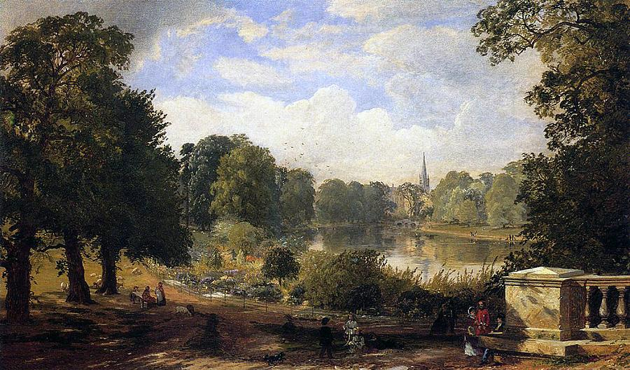 The Serpentine Painting