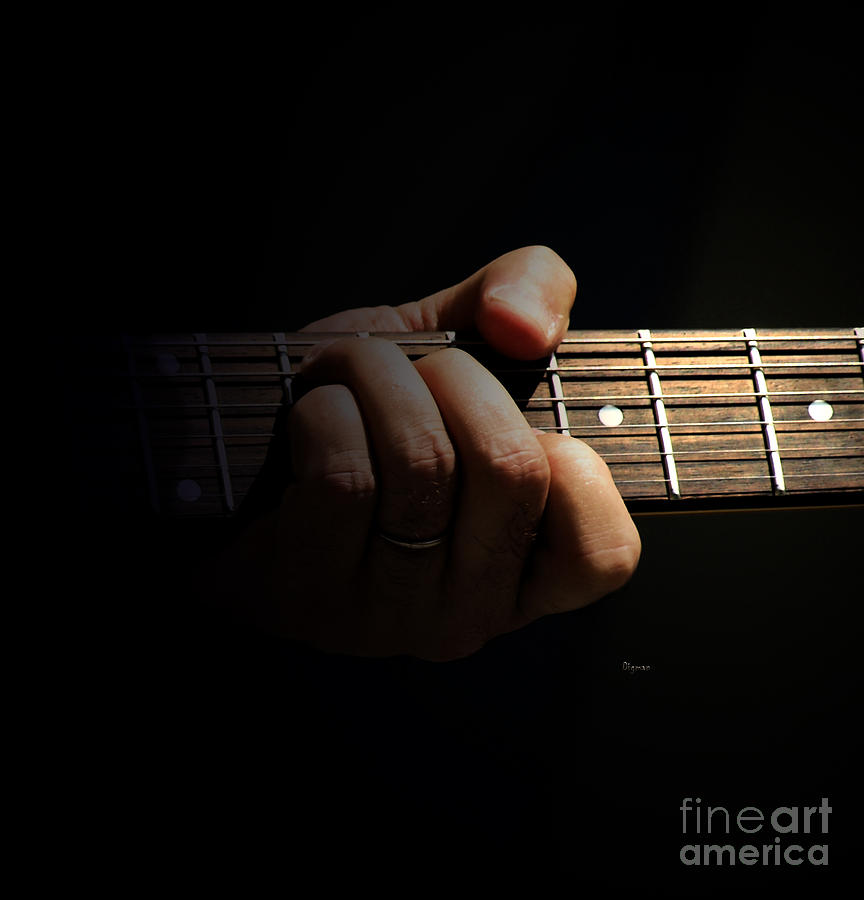 The Seventh Chord Photograph  - The Seventh Chord Fine Art Print