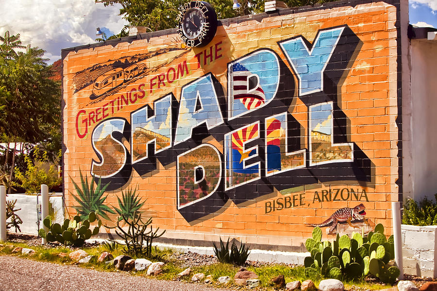 The Shady Dell Bisbee Az Photograph
