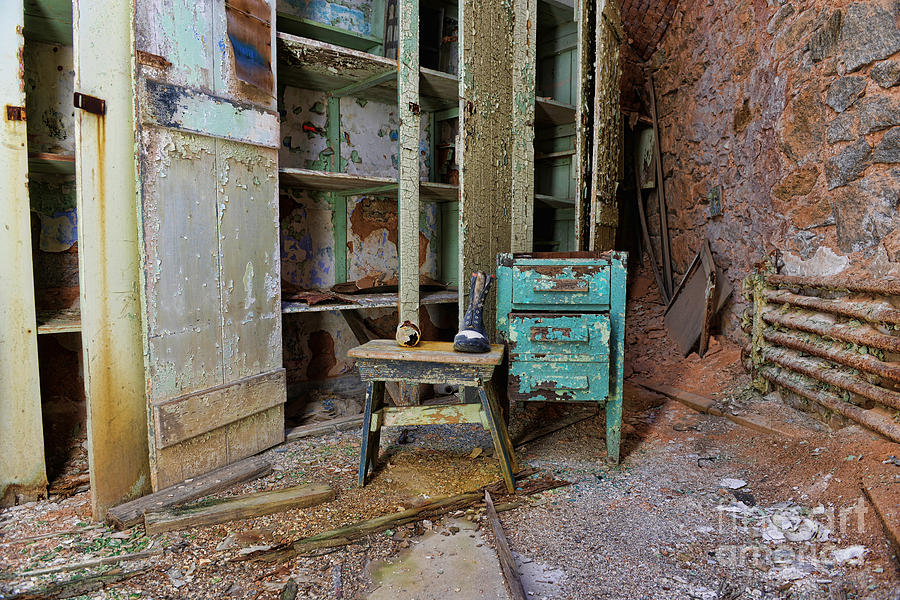 The Shoemaker Photograph  - The Shoemaker Fine Art Print