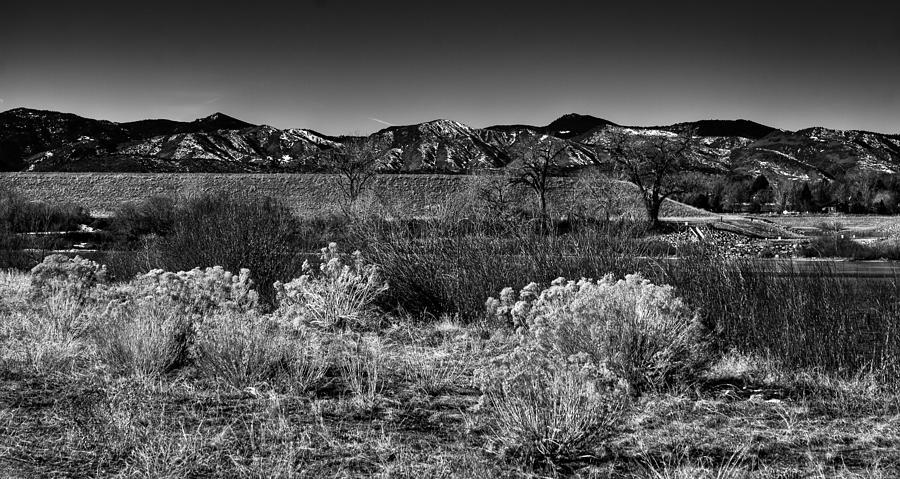 Denver Photograph - The South Platte Park Landscape II by David Patterson