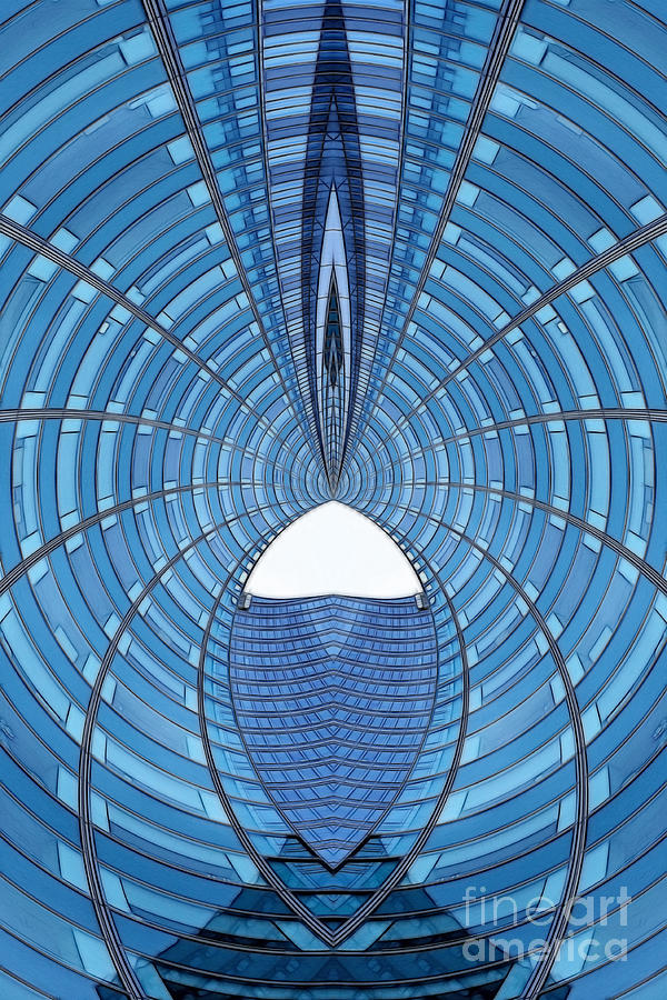 Spider Digital Art - The Spider - Archifou 29 by Aimelle