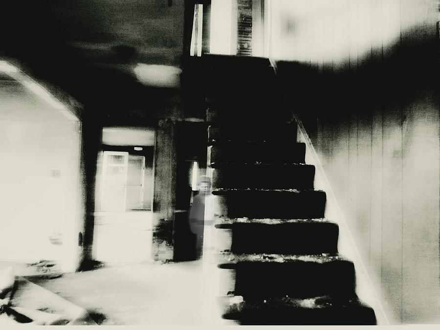 The Stairway Photograph  - The Stairway Fine Art Print
