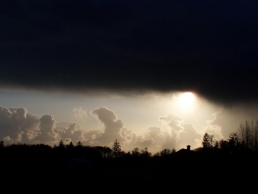 The Storm V Photograph