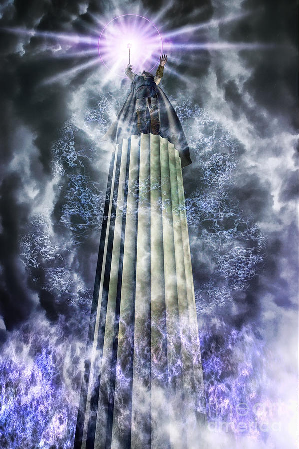 The Stormbringer Digital Art