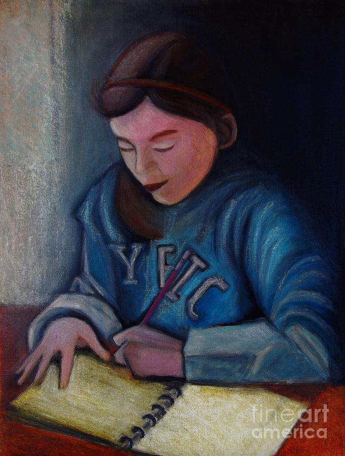 The Study Painting