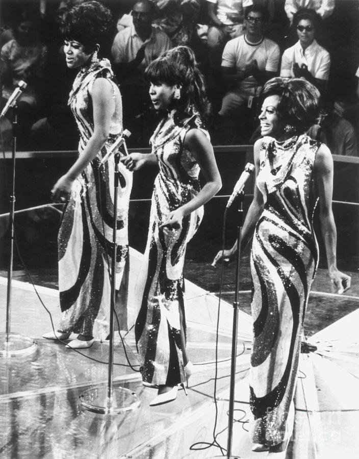 The Supremes, C1963 Photograph