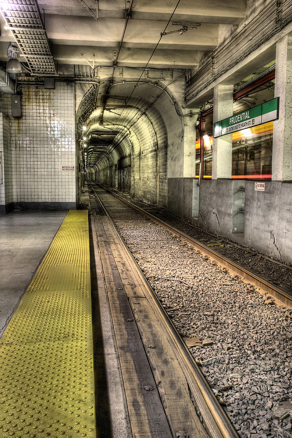 The T Photograph  - The T Fine Art Print