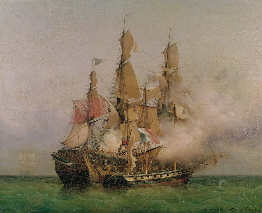The Taking Of The Kent Painting