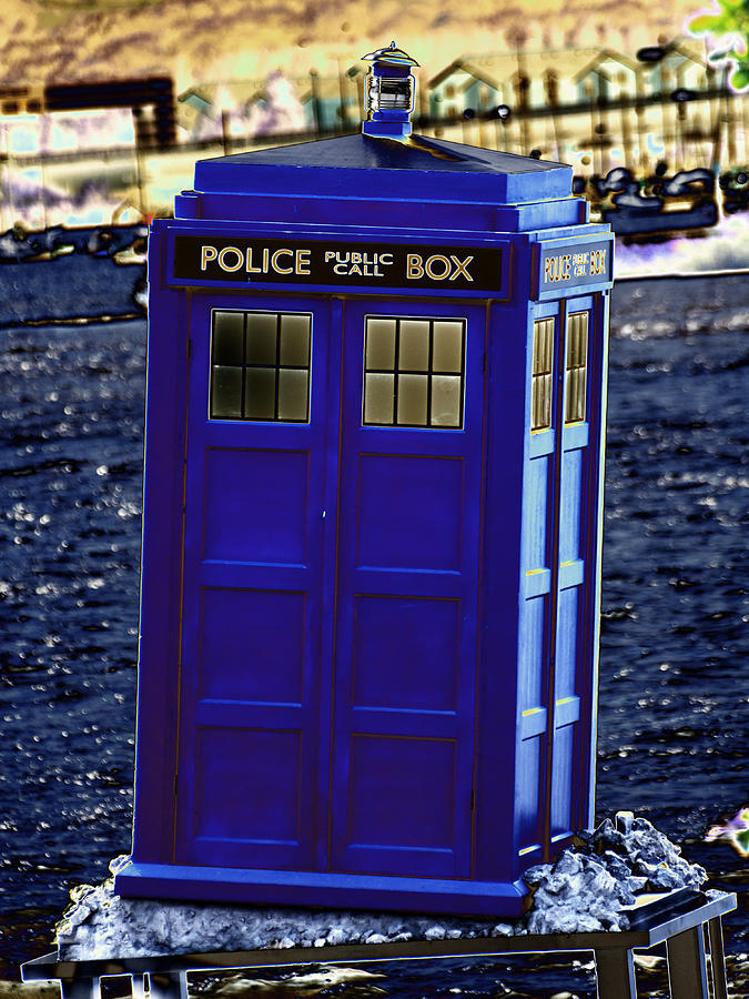 The Tardis Photograph