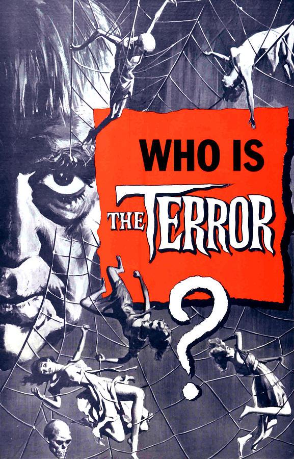 The Terror, Boris Karloff On 1 Sheet Photograph