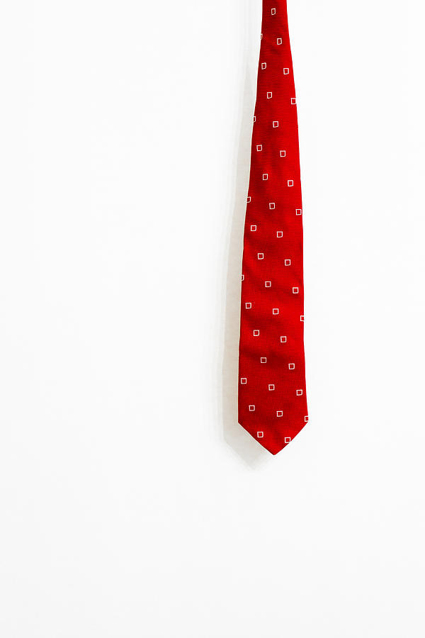 The Tie Photograph  - The Tie Fine Art Print