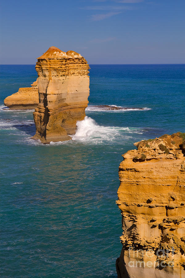 The Twelve Apostles In Port Campbell National Park Australia Photograph  - The Twelve Apostles In Port Campbell National Park Australia Fine Art Print