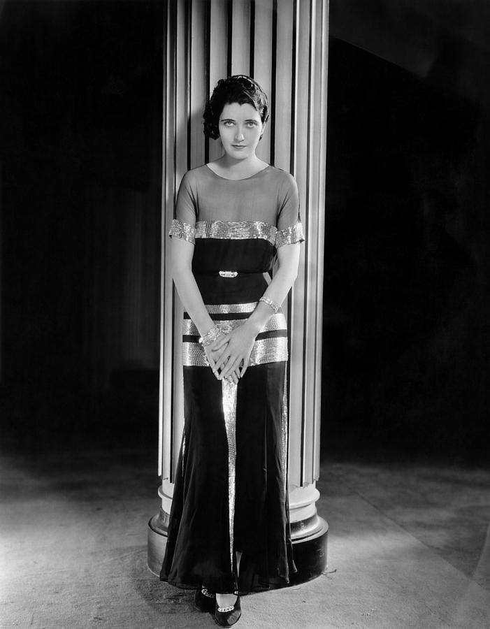 1930s Fashion Photograph - The Vice Squad, Kay Francis, 1931 by Everett