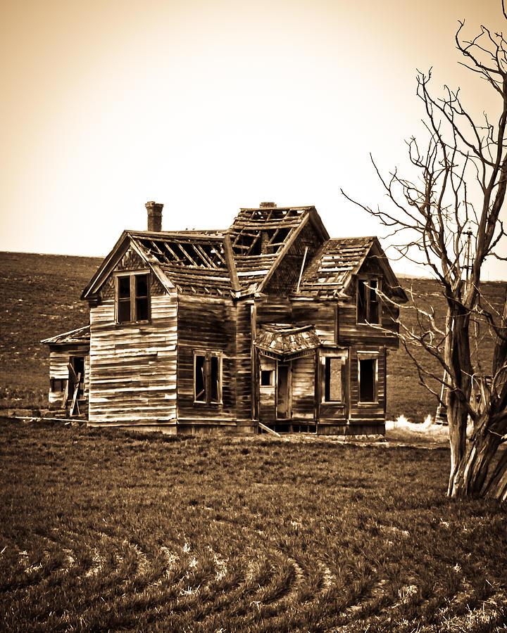 The Vintage Farm House graph by Steve McKinzie