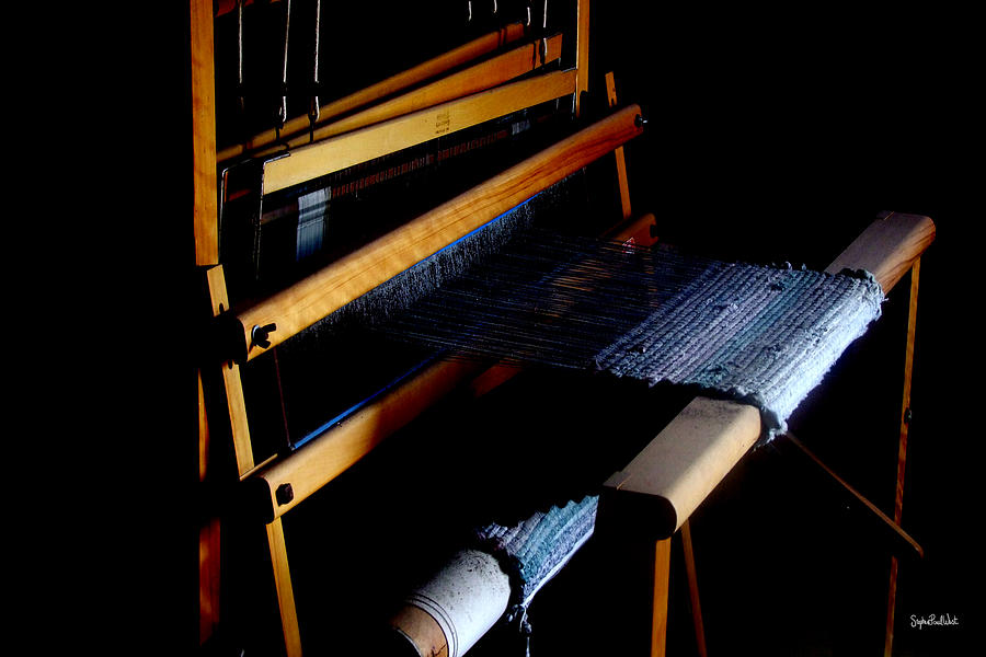 The Weavers Loom Photograph  - The Weavers Loom Fine Art Print
