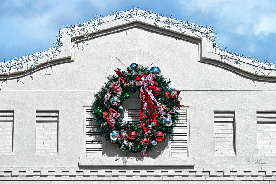 The Wreath Photograph  - The Wreath Fine Art Print