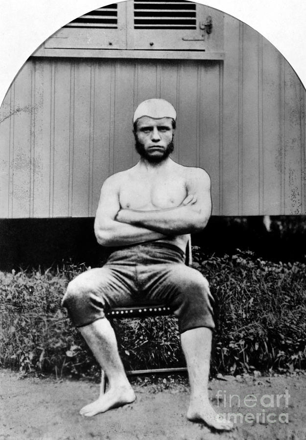 Theodore Roosevelt Photograph
